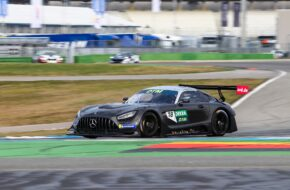Maximilian Buhk Mücke Motorsport Mercedes-AMG GT3 DTM Hockenheim