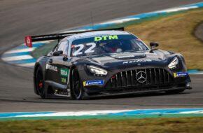 Lucas Auer WINWARD Racing Mercedes-AMG GT3 DTM Hockenheim