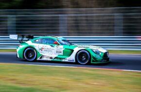 Klaus Graf Space Drive Racing Mercedes-AMG GT3 Nürburgring-Nordschleife