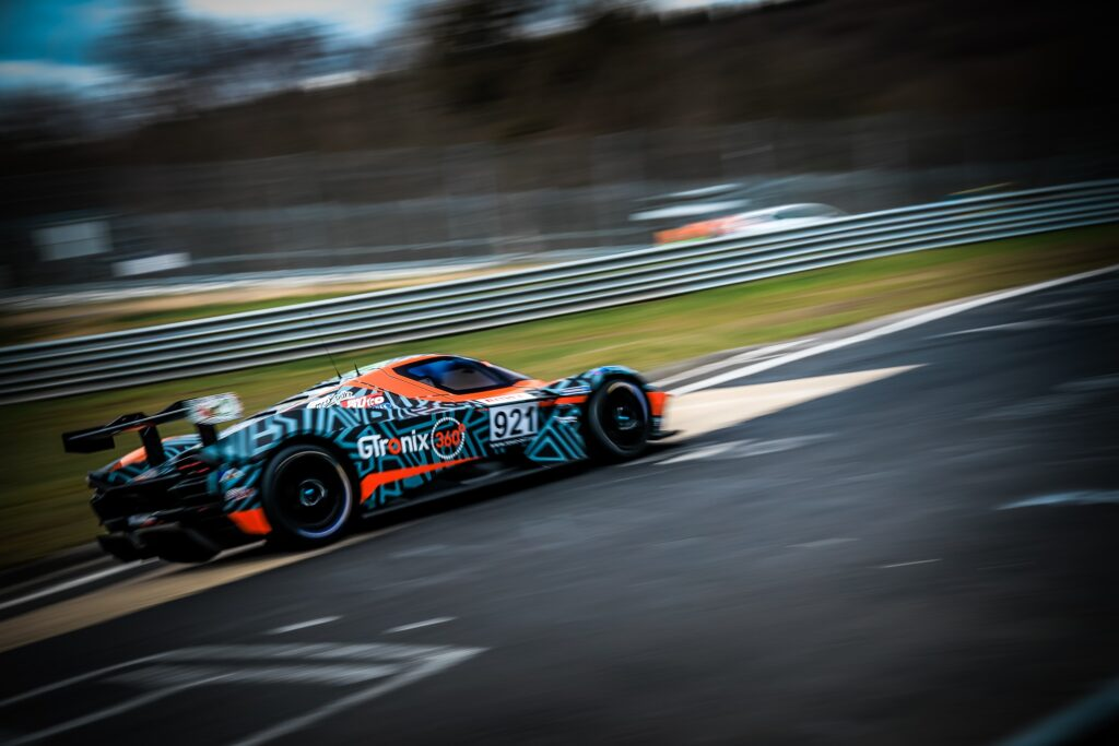Tim Heinemann Heiko Hammel Dieter Schmidtmann mcchip-dkr KTM X-Bow GTX Nürburgring Langstrecken-Serie Nürburgring-Nordschleife