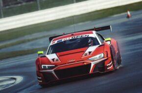 Balfe Motorsport Audi R8 LMS GT3