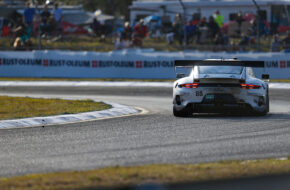 Katherine Legge Christina Nielsen Ana Beatriz Team Hardpoint EBM Porsche 911 GT3 R IMSA WeatherTech SportsCar Championship Sebring