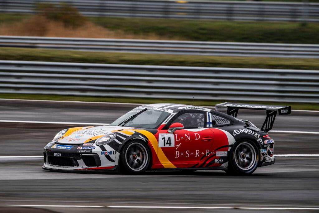Jukka Honkavuori MRS GT-Racing Porsche 911 GT3 Cup Porsche Carrera Cup Oschersleben