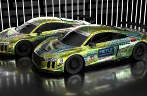T3 Motorsport Audi R8 LMS GT4 ADAC GT4 Germany