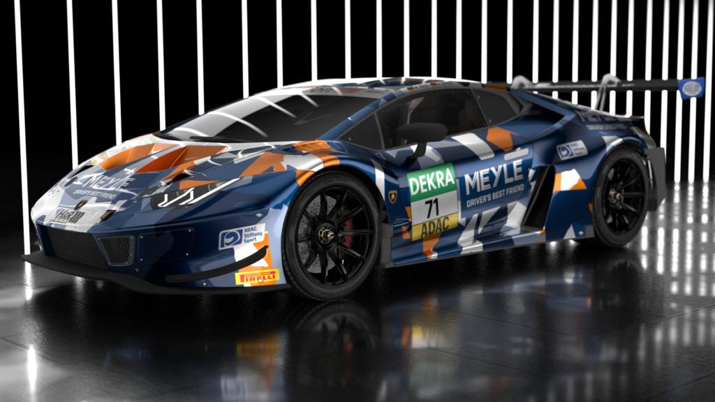 Maximilian Paul Hugo Sasse T3 Motorsport Lamborghini Huracan ADAC GT Masters