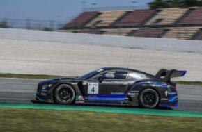Andy Cantu Ivan Peklin Nico Varrone Team Lazarus Bentley Continental GT3 International GT Open Le Castellet