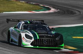 Alex Moiseev Loris Spinelli AKM by Antonelli Mercedes-AMG GT3 International GT Open Barcelona