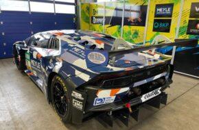 Maximilian Paul Hugo Sasse T3 Motorsport Lamborghini Huracan GT3 ADAC GT Masters Oschersleben