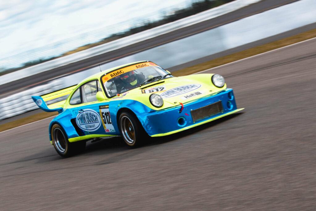Dennis Busch Marc Busch Joos Sportwagentechnik Porsche 911 RSR Youngtimer Trophy Nürburgring