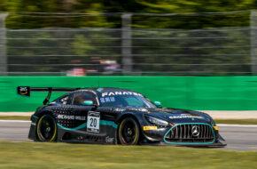 Dominik Baumann Valentin Pierburg SPS automotive performance Mercedes-AMG GT3 GT World Challenge Europe Monza