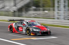 Dennis Marschall Alex Arkin Aka Tommaso Mosca Attempto Racing Audi R8 LMS GT3 GT World Challenge Europe Monza