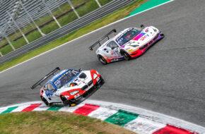Chris Froggatt Steffen Göring Eddie Cheever SKY - Tempesta Racing Ferrari 488 GT3 GT World Challenge Europe Monza