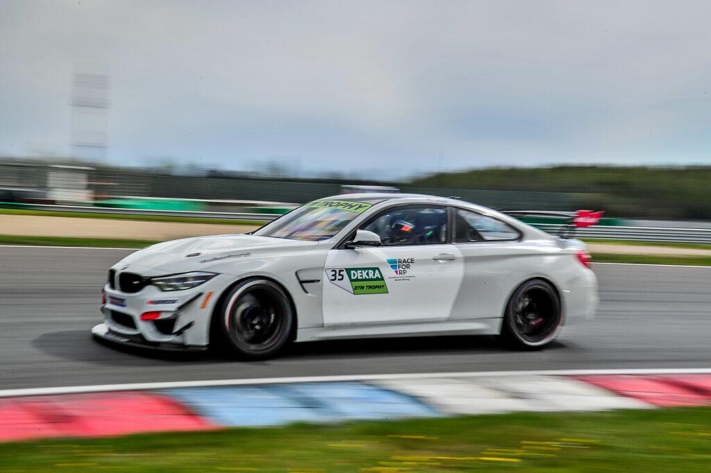 Walkenhorst Motorsport BMW M4 GT4 DTM Trophy Lausitzring