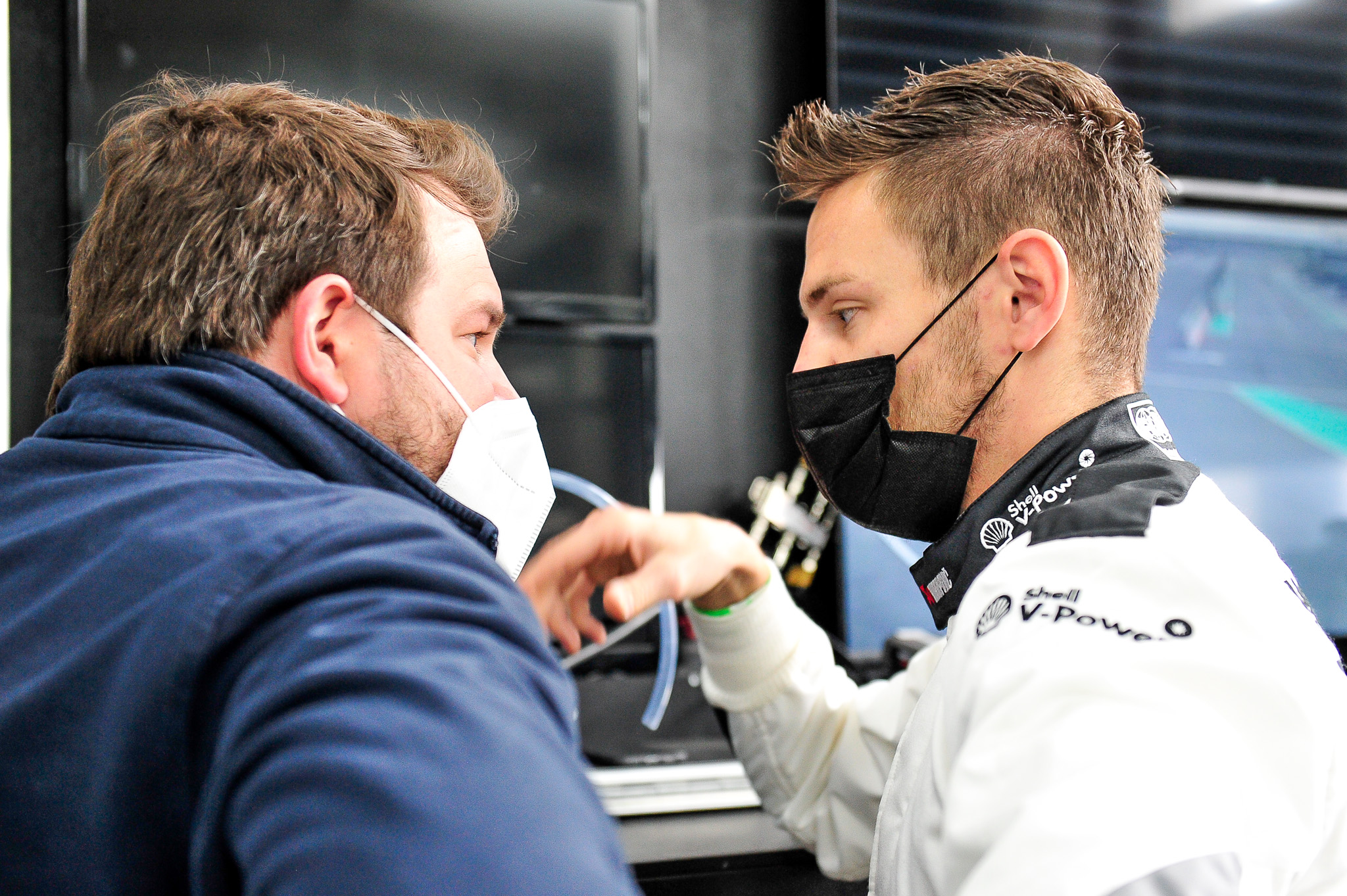 DTM Test Lausitzring 05.05.2021 - gt-place.com