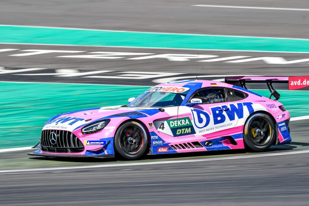 Maximilian Götz Haupt Racing Team Mercedes-AMG GT3 DTM Lausitzring