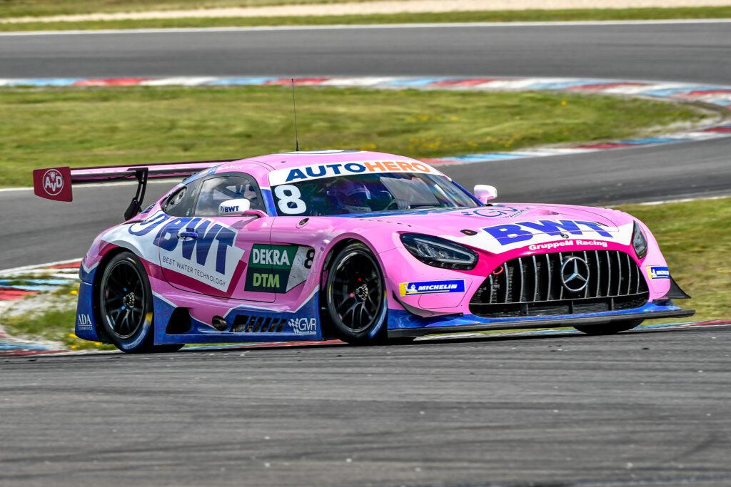 Daniel Juncadella GruppeM Racing Mercedes-AMG GT3 DTM Lausitzring