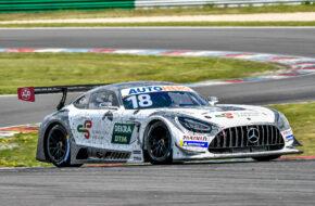 Gary Paffett Mücke Motorsport Mercedes-AMG GT3 DTM Lausitzring