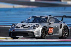 Gilles Smits Jean-Pierre Verhoeven Jaxon Verhoeven SpeedLover Porsche 911 GT3 Cup 24H Series Le Castellet