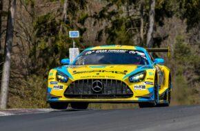 Adam Christodoulou Maro Engel Luca Stolz Hubert Haupt Haupt Racing Team Mercedes-AMG GT3
