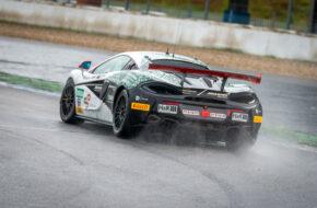 Moritz Löhner Dörr Motorsport McLaren 570S GT4