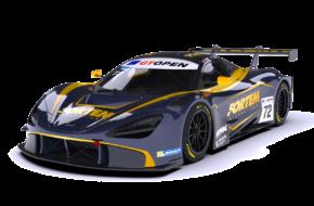 Inception Racing McLaren 720S GT3