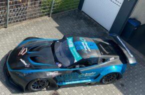Jürgen Bender Corvette C7 GT3-R