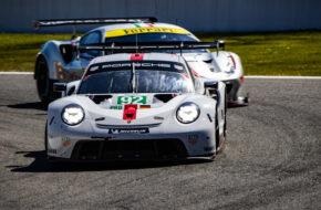 Kevin Estre Neel Jani Porsche GT-Team Porsche 911 RSR FIA WEC Spa-Francorchamps