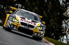 Nick Catsburg John Edwards Philipp Eng Nick Yelloly ROWE Racing BMW M6 GT3 24h Qualifikationsrennen Nürburgring