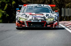 Jan-Erik Slooten Vincent Kolb Tim Heinemann Dylan Pereira IronForce by Phoenix Audi R8 LMS GT3 24h Qualifikationsrennen Nürburgring