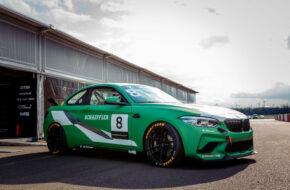 Carrie Schreiner BMW M2 Cup Lausitzring