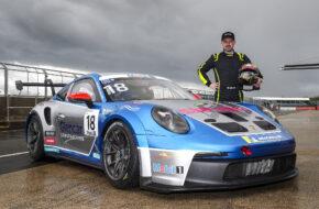 Michael Crees Parker Racing Porsche 911 GT3 Cup