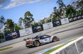 Bert Longin Peter Guelinckx PK Carsport Audi R8 LMS GT2 GT2 European Series Hockenheim