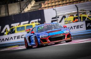 Christian Gisy Ralf Kelleners Racing One Audi R8 LMS GT4 GT4 European Series Le Castellet