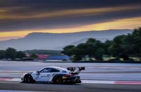 Matt Campbell Earl Bamber Mathieu Jaminet GPX Racing Porsche 911 GT3 R GT World Challenge Europe Le Castellet