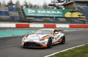 Tim Heinemann PROsport Racing Aston Martin Vantage GT4 DTM Trophy Lausitzring