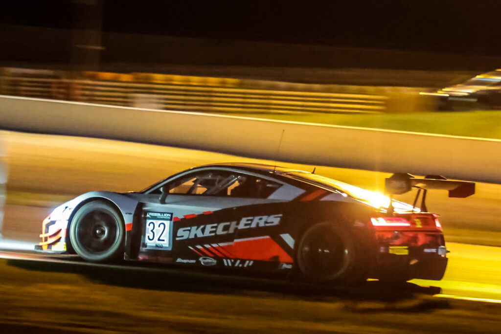 Charles Weerts Dries Vanthoor WRT Audi R8 LMS GT3 GT World Challenge Europe Magny Cours