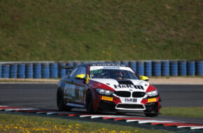 Michael Schrey Gabriele Piana Hofor Racing by Bonk Motorsport BMW M4 GT4 ADAC GT4 Germany Oschersleben