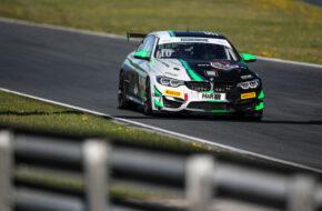 Marcel Lenerz Stefan von Zabiensky Schubert Motorsport BMW M4 GT4 ADAC GT4 Germany Oschersleben