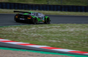 Mirko Bortolotti Albert Costa Grasser Racing Team Lamborghini Huracan GT3 ADAC GT Masters Oschersleben