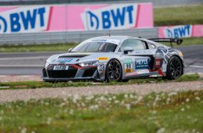 Oliver Mayer Lukas Mayer T3 Motorsport Audi R8 LMS GT4 ADAC GT4 Germany Oschersleben