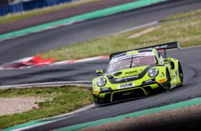Michael Ammerüller Mathieu Jaminet SSR Performance Porsche 911 GT3 R ADAC GT Masters Oschersleben