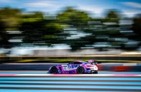 Maro Engel Luca Stolz Vincent Abril Haupt Racing Team Mercedes-AMG GT3 GT World Challenge Europe Endurance Cup Le Castellet