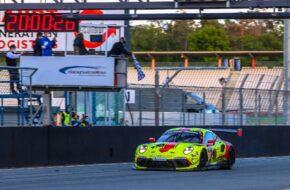 Pieder Decurtins Manuel Lauck Marc Basseng Haegeli by T2 Racing Porsche 911 GT3 R 12h Hockenheim
