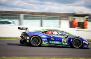 Albert Costa Norbert Siedler Emil Frey Racing Lamborghini Huracan GT3 GT World Challenge Europe Magny Cours