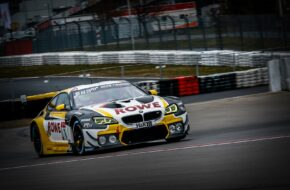 Nick Catsburg John Edwards Philipp Eng Nick Yelloly ROWE Racing BMW M6 GT3 24h Qualifikationsrennen Nürburgring