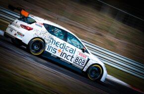 Alexander Schmidt Thomas Mennecke Jens Wulf MS Performance Cupra TCR Nürburgring Langstrecken-Serie Nürburgring-Nordschleife