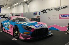 Maro Engel Luca Stolz Mercedes-AMG Team Toksport WRT Mercedes-AMG GT3 ADAC GT Masters Oschersleben