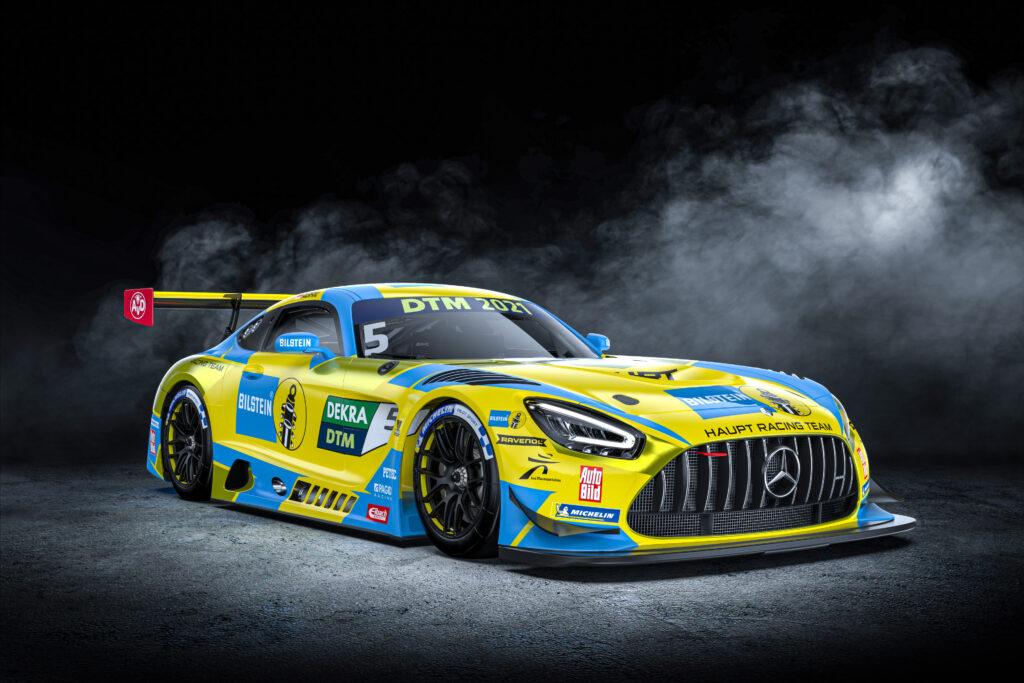Vincent Abril Haupt Racing Team Mercedes-AMG GT3 DTM