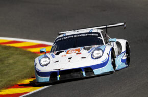 Egidio Perfetti Matteo Cairoli Riccardo Pera Project 1 Porsche 911 RSR FIA WEC Spa