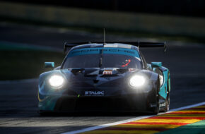 Christian Ried Matt Campbell Jaxon Evans Dempsey-Proton Racing Porsche 911 RSR FIA WEC Spa-Francorchamps